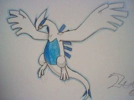 Benjis lugia by Dragontamer333