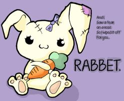 Rabbet~ by mtijan2008