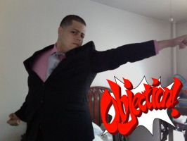 My Objection Pose #2 by DestinyDecade