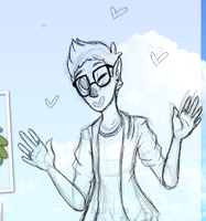 whY IS AL L I CAn DRAW ARE CuTE BOIIS.PNG by Miskipz