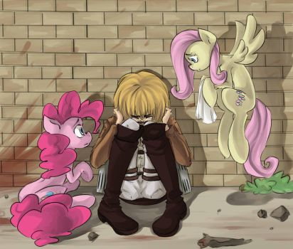 it's all my fault.. by InsanitylittleRed