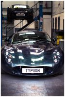 TVR Typhon by tmz99