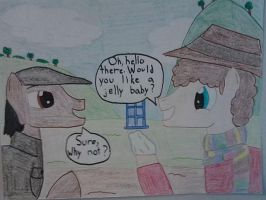What the Doctor ordered, DW Crossover by justaviewer94