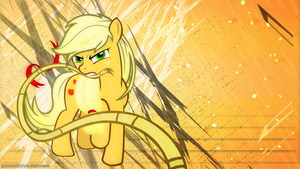 WOTW #4 - Applejack by Game-BeatX14