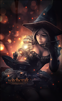 Witchcraft signature by misyzherself