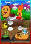 Adventure Time comic: Sweet Revenge by GiuseppeAzzarello