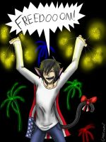 FREEDOM by Chelseam2