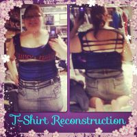 T-Shirt Reconstruction 3 by VampObsessed