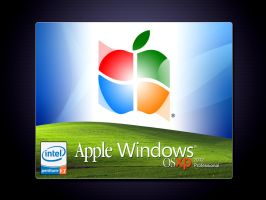 Apple Windows OSXP by MitchellLazear