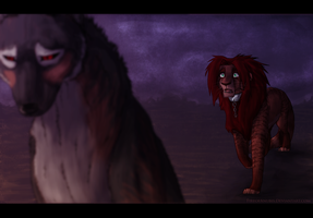 73. I Can't . by FireofAnubis