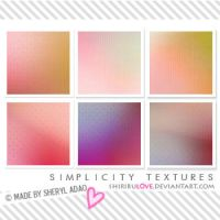 Icon Textures: Simplicity by shirirul0ve