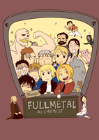FMA: cover art finally done by qianying