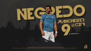 Alvaro NEGREDO by drifter765