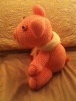 Sideview of Sir Percival Pumpernickle by babyboo69