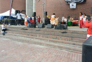 Puerto Rican/Latin Festival, Dancing To Bongos 14 by Miss-Tbones