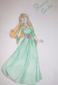 Fifth Dancing Princess - Cecilia by unsinkable-spirit