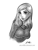 Sweater by em-scribbles