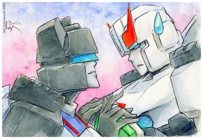 Jazz and Prowl by Aiuke