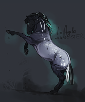 X3177 Los Angeles Gangster by NorthEast-Stables