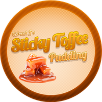 Sticky Toffee Pudding by Echilon