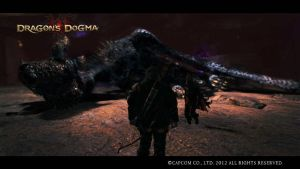 Dragon's Dogma - Even the Mightiest Fall by DarkStarAngelo