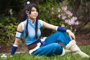 2015 - Orlando Anime Day | Avatar Korra by elysiagriffin