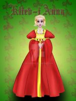 Anne of Clieve by MathildeE