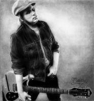 Patrick Stump II by MindlessCreativity