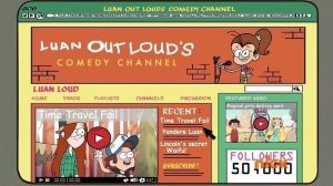 Luan Out Loud's comedy channel by Trackforce