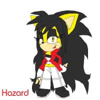 Hazard again by Iycecold
