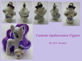 Custom Opalescence Figure by Gryphyn-Bloodheart