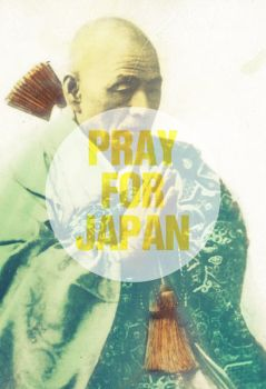 Pray For Japan by Cody647