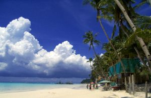 White Beach at Boracay by XS-Tarsier