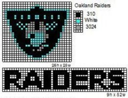 Oakland Raiders by cdbvulpix