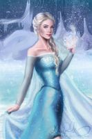 Elsa for PovedaM by Eeddey