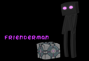 Minecraft Character 13- Frienderman by Ardwick