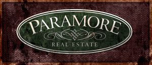 Paramore Real Estate Logo by ADMIRE-GD