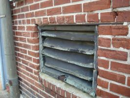 steel vent by D3115uxor