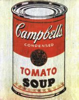 Andy Warhol 32 Campbell's Soup Cans 11 by Ching-Yi-Chen