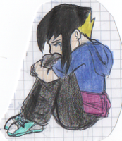 TMNT Miwa - Cry by WhiteOutMind