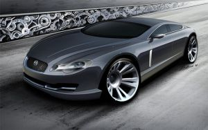 Jaguar XJ by TheStylist