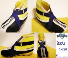 KH Sora's Shoes by Stalaxy