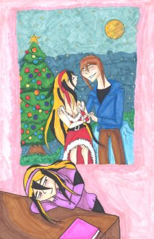Christmas Dream by jmq