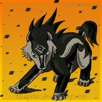 365 -8- Wolf Link by Clopina
