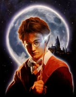 Harry Potter by thomsontm