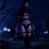 Maiden of the Night by Jill-Valentine666