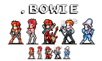.BOWIE 1 by yukkeKY