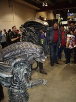 CCEE 2014 Aliens by QTZephyr