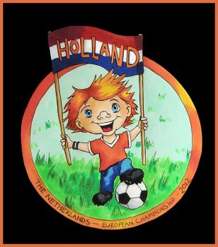 Hup Holland by Tez-zah
