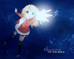 Reaching by yumacchi